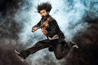 "Serj Tankian vierailee viulisti Ara Malikianin uudella ""The Rough Dog"" -kappaleella"