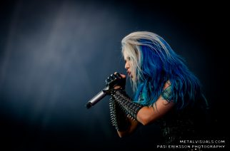Arch Enemy Tuska Festival