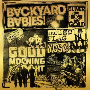 """Albumi, josta halusi tykätä jo ennen sen julkaisua – Arviossa Backyard Babiesin """"Sliver And Gold"""""""