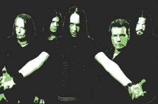 """Arch Enemyn John Liivan aikaisesta kokoonpanosta koostuvalta Black Earthilta Japanissa kuvattu video """"Burn On The Flame"""" -kappaleesta"""