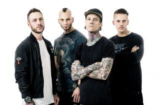 Pop metal -suuruus Dead By April klubikeikoille Suomeen huhtikuussa yhdessä Blind Channelin kanssa