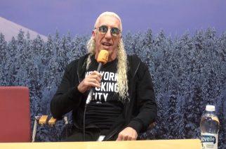 """Dee Snider KaaosTV:lle Raskasta Joulua -kiertueesta: """"Kiertueen suosio löi minut ällikällä"""""""