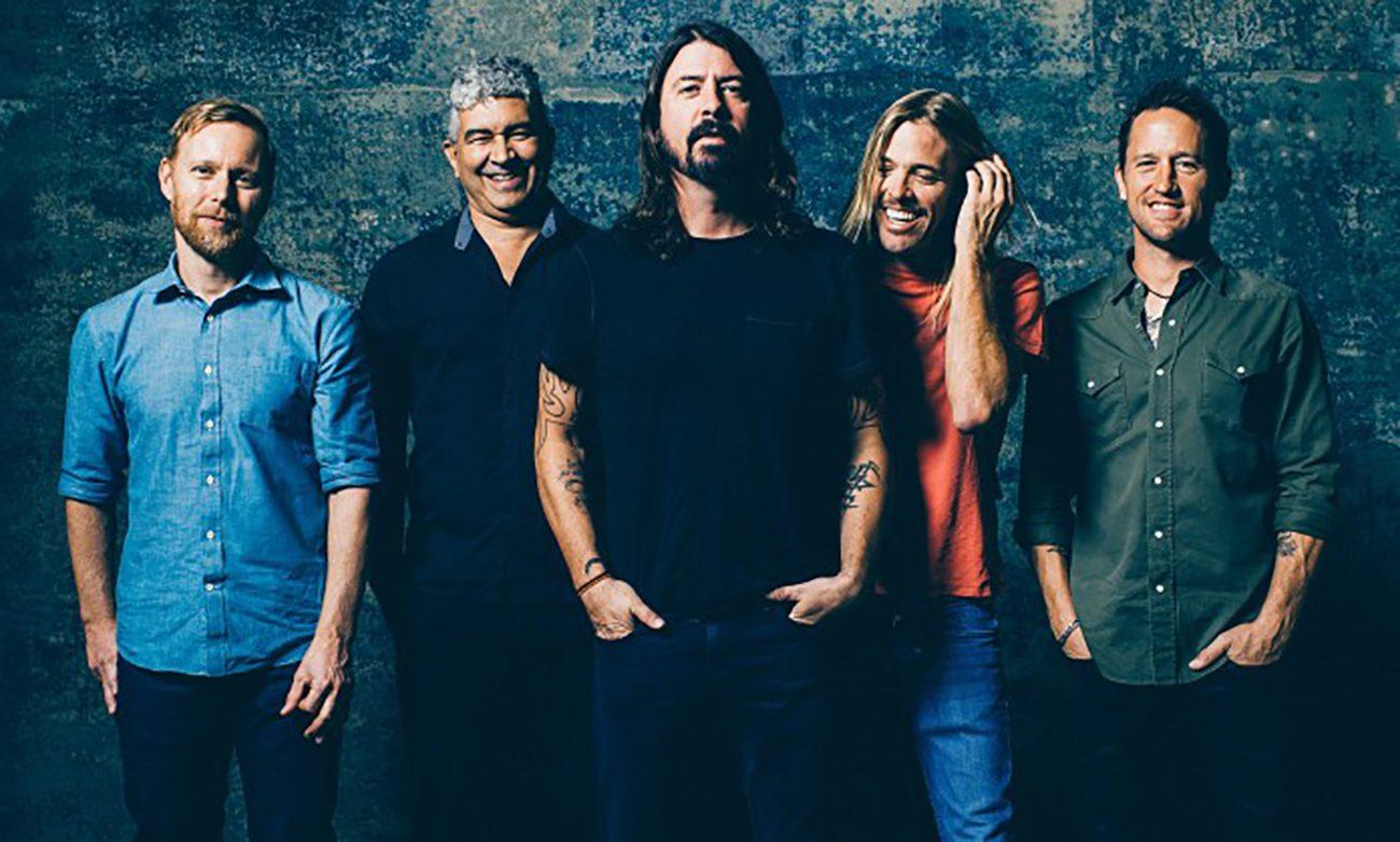 Foo Fighters yhteistyöhön Tatenokawa-sakepanimon kanssa tulevan albuminsa tiimoilta