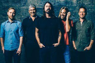Foo Fighters -rumpali Taylor Hawkins uskoo yhtyeen uuden albumin tulevan ulos ensi vuoden aikana