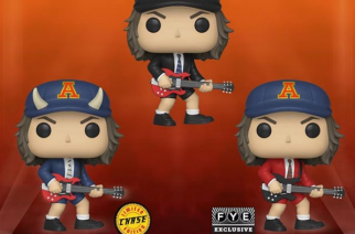 AC/DC:n Angus Young on pian saatavilla myös Funko Pop! -figuurina