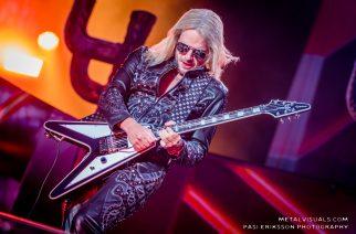 Judas Priest Rockfest Hyvinkää