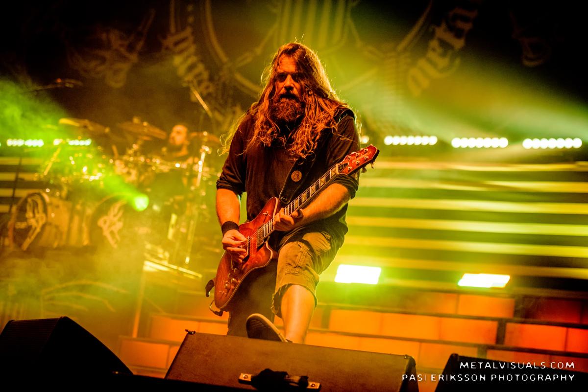 """Lamb Of God -kitaristi Mark Mortonilta upeita sanoja joulukuussa menehtyneestä Alexi Laihosta: """"Hän oli uskomattoman lahjakas, nöyrä ja luova ihminen"""""""