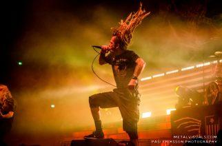 Lamb Of God @ Jäähalli, Helsinki 8.12.2018