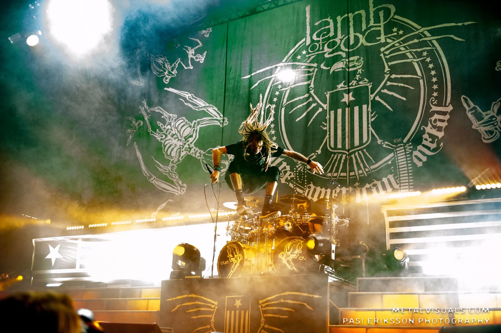 Lamb Of God Helsinki