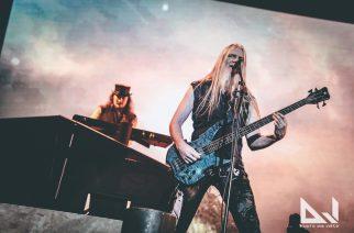 """Nightwishin Tuomas Holopainen ylistää nykyistä bändiään tuoreessa haastattelussa: """"Olen onnekkain kappaleiden kirjoittaja koko maailmassa, kun saan tehdä töitä näin lahjakkaiden ihmisten kanssa!"""""""