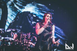 Nightwish saamassa valmiiksi tulevan Buenos Airesissa kuvatun DVD:nsä
