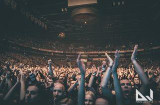 Nightwish päätti kiertueensa valovoimaiseen keikkaan Hartwall Areenassa: katso kuvat keikalta