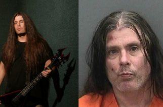 Cannibal Corpsen kitaristi Pat O'Brien pidätettiin