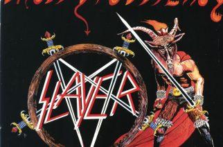 """Slayerin voittomarssin alku – """"Show No Mercy"""" täyttää 35 vuotta"""