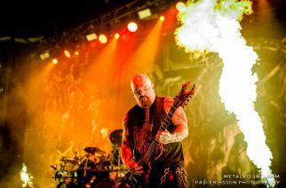 Slayer @ Jäähalli, Helsinki 8.12.2018