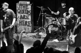 Pop-punkin kulttinimi The Queers huhtikuussa Suomeen kahdelle klubikeikalle