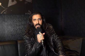 """KaaosTV:n videohaastattelussa Wintersunista ja Damnation Planista tuttu Asim Searah: """"Olen aina ihaillut sitä, kuinka Ronnie James Dio loi oman uransa."""""""