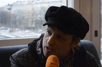"""KaaosTV tapasi Avantasian Tobias Sammetin: """"Uskon, että kaikki albumini ovat aika talvimaisia"""""""