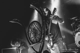 Behemoth - The Circus - 29.01.2019.