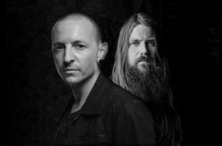 """Lamb Of Godin kitaristilta Mark Mortonilta virallinen musiikkivideo Chester Benningtonin kanssa tehdystä """"Cross Off"""" -kappaleesta"""