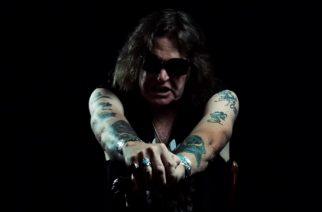 """Acceptin entinen laulaja David Reece: """"Mark Tornillo on kuin kopio Udo Dirkschneiderista."""""""