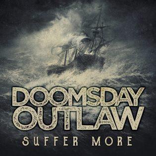 "Doomsday Outlawin ""Suffer More"" on tuhti annos juurevaa ja groovaavaa rockia"
