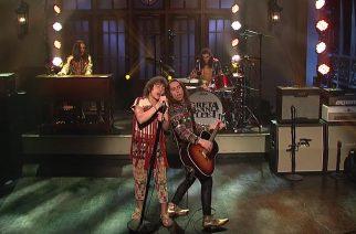 Greta Van Fleet esiintyi ensimmäisenä rockyhtyeenä Saturday Night Livessä sitten vuoden 2017