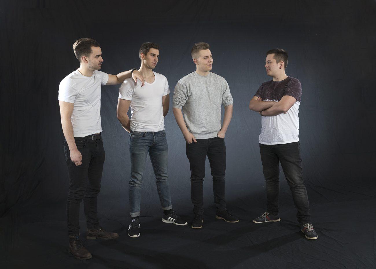 Jyväskylän vaihtoehtorocklupaus Juicy Panda julkaisee esikois-EP:nsä 1. joulukuuta