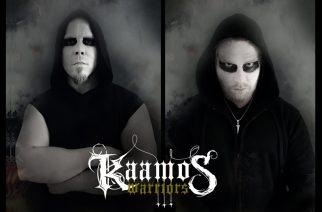 Kaamos Warriors julkaisi toisen singlen tulevalta debyyttialbumiltaan