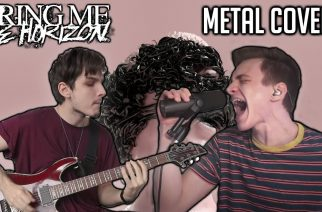 "Youtube -muusikko Nik Nocturnal teki Bring Me The Horizonin ""Medicine"" -kappaleesta raskaamman version"