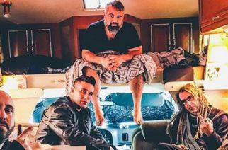 Lamb Of Godin Randy Blythelta uusi yhtye Over It All: debyyttialbumin nauhoitukset käynnissä