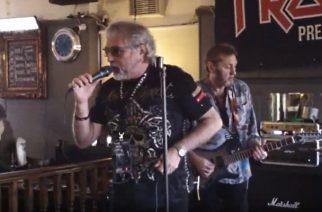 Kolme viidestä Iron Maidenin alkuperäisjäsenestä esiintyi yhdessä Lontoossa