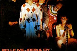 Klassikkoarviossa kotimaisen musiikin aidointa tunnetta: Pelle Miljoona Oy – Moottoritie on kuuma (1980)
