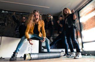 Rockin ystäville iloisia uutisia: Temple Ballsilta uusi albumi maaliskuussa