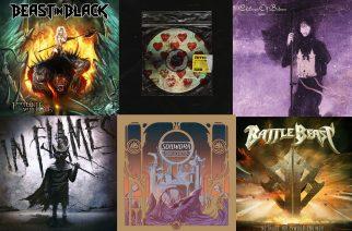 Slipknottia, Rammsteinia, Toolia: katso mitä vuosi 2019 tuo tullessaan uusien albumeiden suhteen