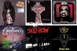 Nämä rock- ja metallialbumit täyttävät tänä vuonna jo 30 vuotta – katso lista!