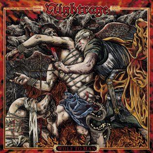 """Melodista kuolonmetallia perinteitä kunnioittaen – arviossa Nightragen uutuusalbumi """"Wolf to Man"""""""