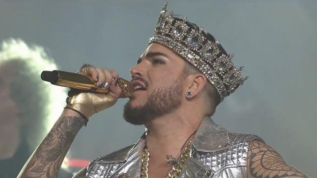 Queen yritti nauhoittaa uutta kappaletta Adam Lambertin kanssa