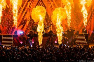 Amaranthe ja Oulu tulessa