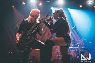 Kevytmetallin juhlaa kolmessa erässä – Amaranthe, Follow The Cipher ja Blind Channel Helsingissä