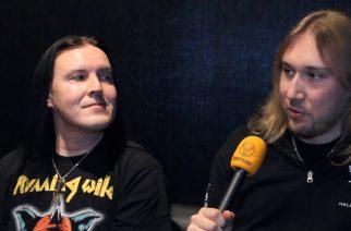 """""""Halusimme, että albumikokonaisuus olisi mahdollisimman ehjä"""": videohaastattelussa ensi viikolla uuden """"From Hell With Love"""" -albuminsa julkaiseva Beast In Black"""