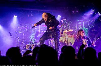 Beast In Black polkaisi Suomen-kiertueensa käyntiin Turun Apollosta: katso livekuvat keikalta