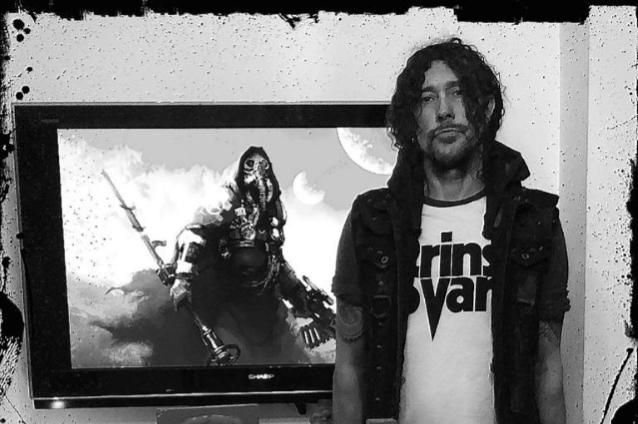 """Mats Levénin sooloprojektin Skybloodin albumi ulos marraskuussa: """"The Voice"""" -kappale kuunneltavissa"""
