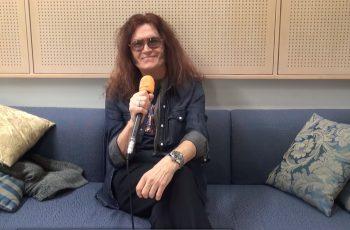 """KaaosTV tapasi maaliskuussa Suomeen Rock Classics -kiertueen mukana saapuvan Glenn Hughesin Tampereella: """"Olin osa yhtä kaikkien aikojen parasta rock-bändiä"""""""