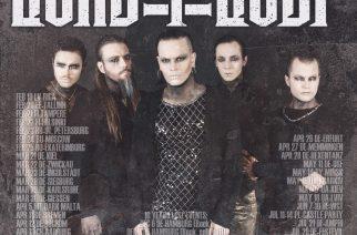 """Lord Of The Lostilta dramaattinen uusi musiikkivideo kappaleesta """"Voodoo Doll"""""""