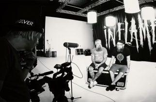 """In Flamesin laulaja Anders Fridén avaa laulutuntiensa antia tulevan levyn uudella  esittelyvideolla: """"Aloitin päivittäiset hengitysharjoitukset, jotka veivät minut eri paikkaan"""""""