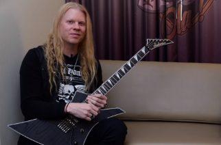 Arch Enemyn Jeff Loomis uuden sooloalbumin kimpussa: toivoisi albumille rumpaliksi Sepulturassa soittavaa Eloy Casagrandea