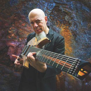 """Musiikkityylien sekoitusta:  Dream Theaterin Jordan Rudess julkaisi tulevan sooloalbumin """"Why I Dream"""" -kappaleesta lyriikkavideon"""