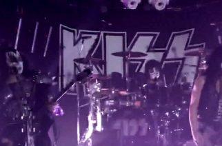 Kiss soitti intiimin klubikeikan legendaarisella Whisky A Go Go -klubilla: livevideoita sekä keikan settilista katsottavissa