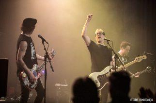 Punk Rock Spa – Pää Kii ja Nyrkkitappelu hikisessä kylvyssä Aulangolla – Katso kuvat keikalta